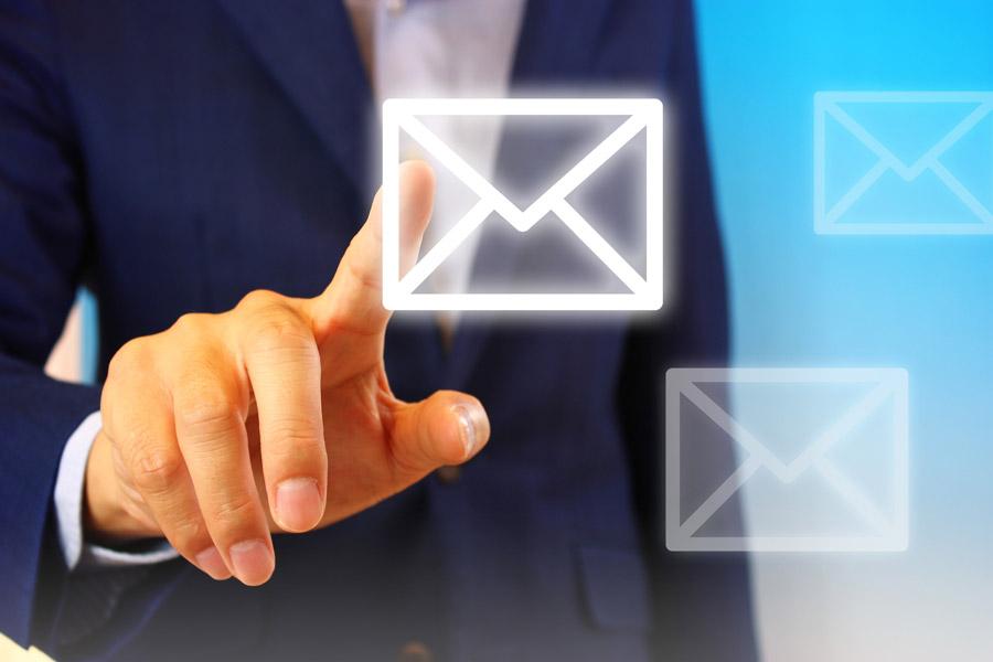 企業向けメール配信の反響率を上げる