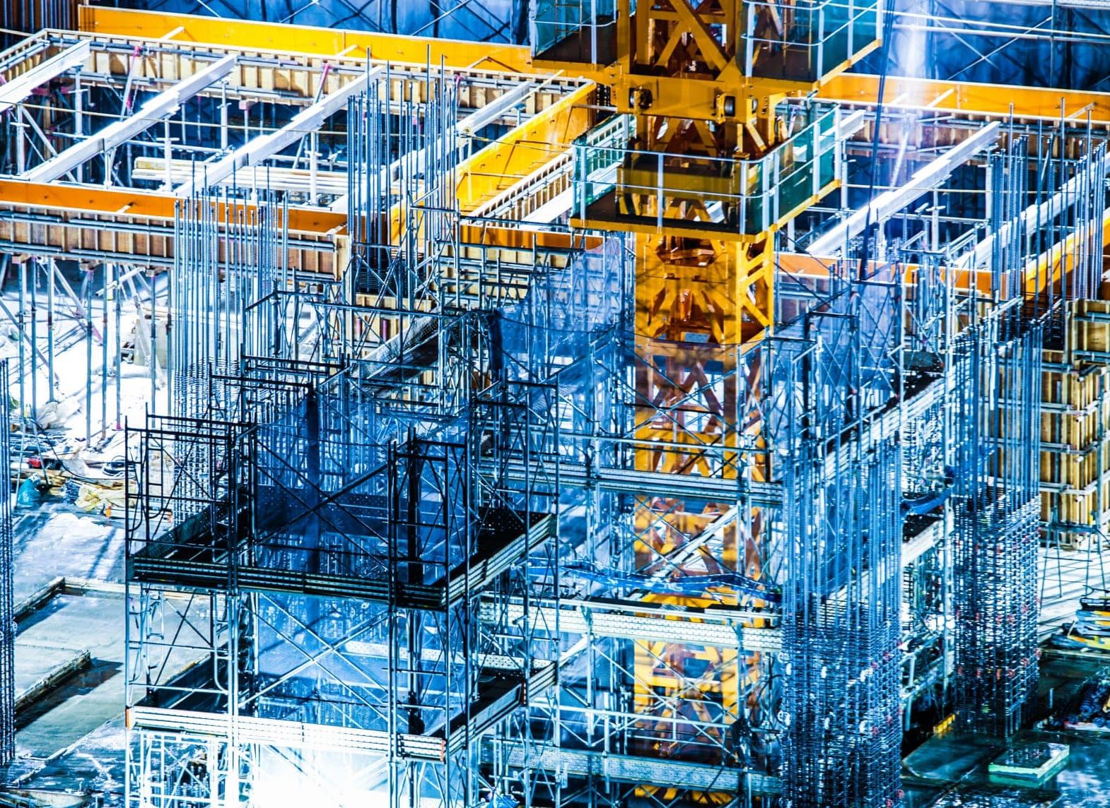 建築業の企業データ・名簿の販売